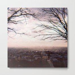 View from Sacré-Cœur, Paris Metal Print