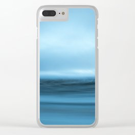Iceland in slow motion #2 Clear iPhone Case