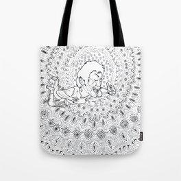 Mandala001 Tote Bag
