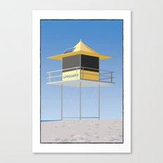 Save me Rainbow Bay Canvas Print