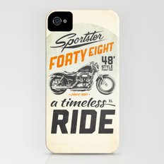 Forty Eight iPhone (4, 4s) Slim Case