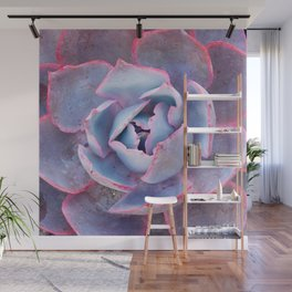 Laced with Pink Wall Mural
