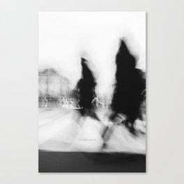 - Senza Frontiere - Canvas Print