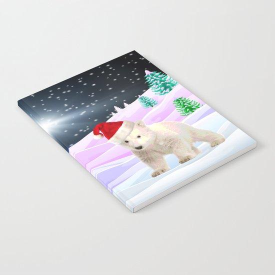 Save My Home | Christmas Spirit Notebook