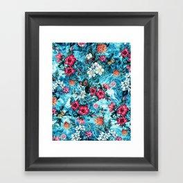 Ocean Ripple Framed Art Print