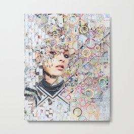 Jeannie Metal Print