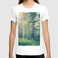 peace T-shirts featuring Inner Peace by Olivia Joy StClaire