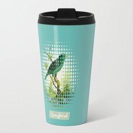 Songbird {Jade} Travel Mug