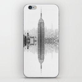 Skyline New York Architecture City iPhone Skin