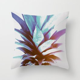 Tropical Top Throw Pillow