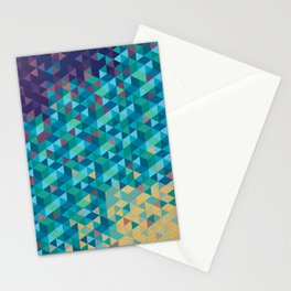 Tri Hard Stationery Cards