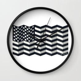 Made in America Wall Clock