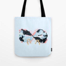 Endless happiness Tote Bag