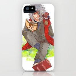 sensei jiraya iPhone Case