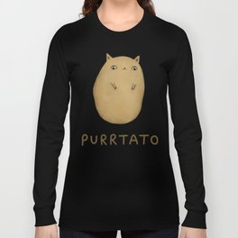 Purrtato Long Sleeve T-shirt
