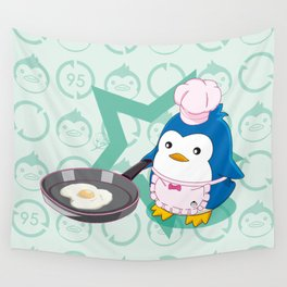 N°2 - Chef Wall Tapestry