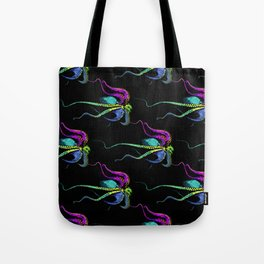 Colorful Octopus Tote Bag