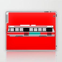 Toronto TTC Streetcar Laptop & iPad Skin