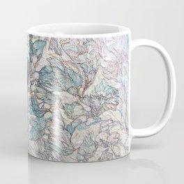 Winter Flower Coffee Mug