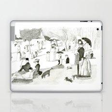 Seurat Sunday Afternoon Laptop & iPad Skin