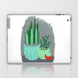 House Plants jade plant cactus snake plant Laptop & iPad Skin