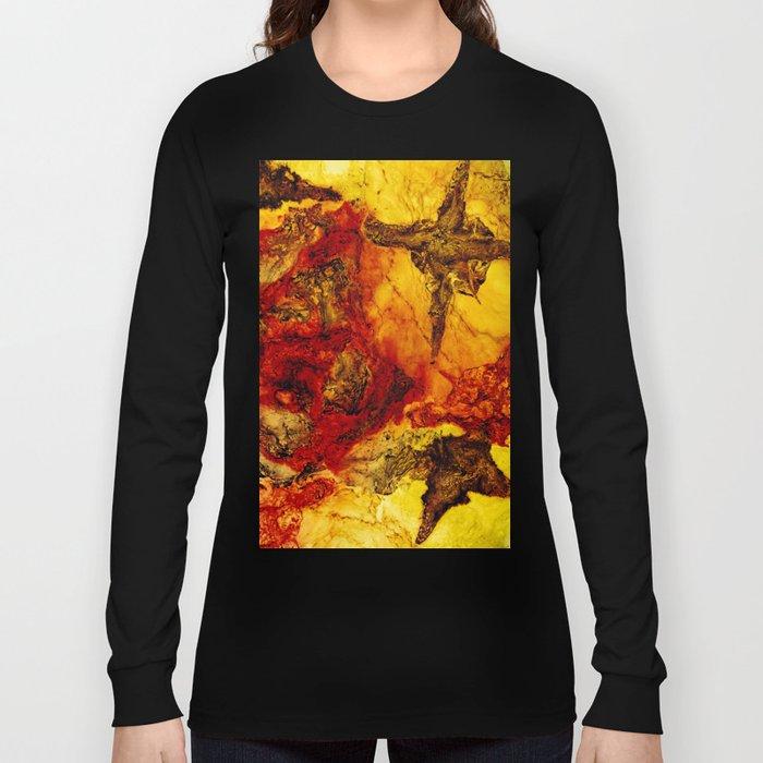 Through the Gap Long Sleeve T-shirt