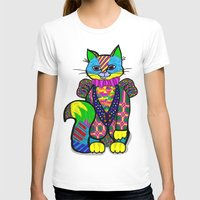 cheshire cat T-shirts featuring cheshire cat by soyalegato