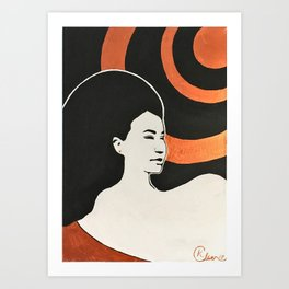 K Olsen Sunlight Art Print