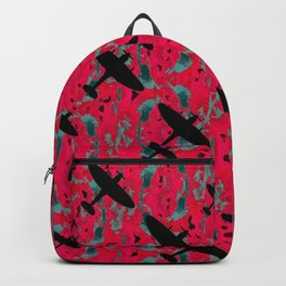 Invasion. Backpack