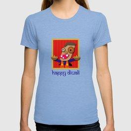 Happy Diwali Festival of Lights T-shirt