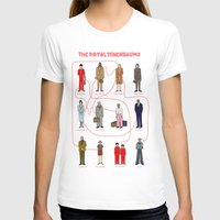 tenenbaums T-shirts featuring The Royal Tenenbaums by Shanti Draws