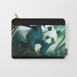 The Lurking Panda Carry-All Pouch