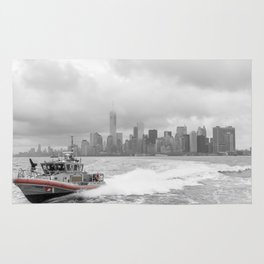 Coast Guard and NYC Rug
