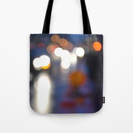 Blurredon6th Tote Bag