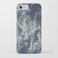 blueprint iPhone & iPod Cases featuring Blueprint by Jesse Rather
