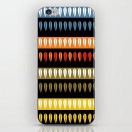 Lotus pattern  iPhone Skin