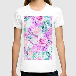 Floral Ice Cream 07 T-shirt