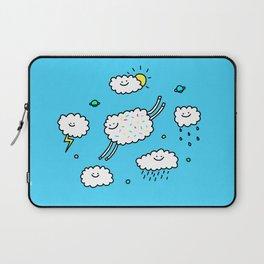 Happy Weather Laptop Sleeve