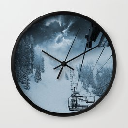 Baker Beauty Wall Clock