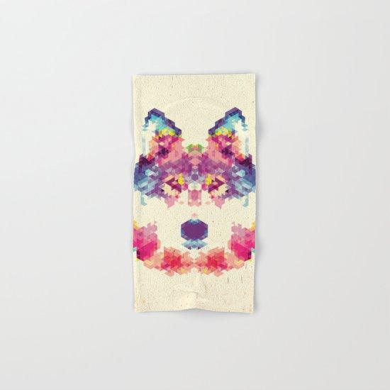 Wolfie Hand & Bath Towel