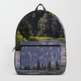 Paddling the Blackfoot - MT Backpack