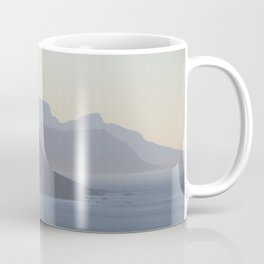 Faded Coffee Mug