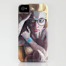 Decisions of Young Freedom iPhone (4, 4s) Slim Case