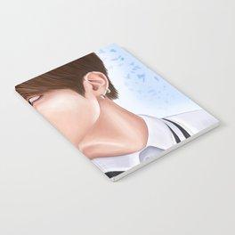 BTS - Jin Notebook