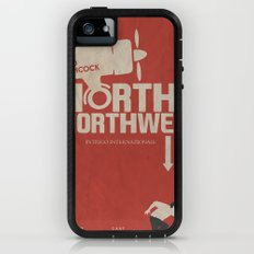 North by Northwest - Alfred Hitchcock Movie Poster iPhone (5, 5s) Adventure Case