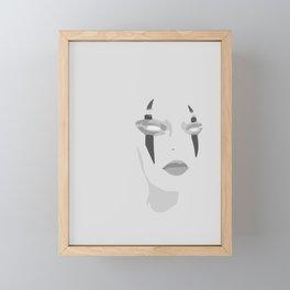 Night Elf - W.O.W. Framed Mini Art Print