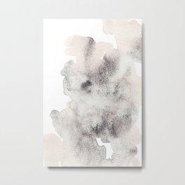 Too Good - Abstract Watercolor Art Metal Print
