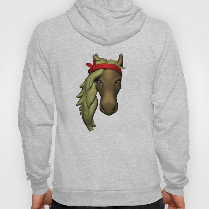 Horse Lover design Horseback Riding Vintage design Hoody