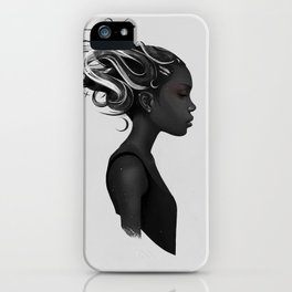 Hard to say iPhone Case