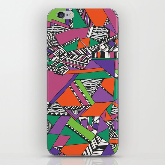 * GAAGII Jangle  iPhone & iPod Skin